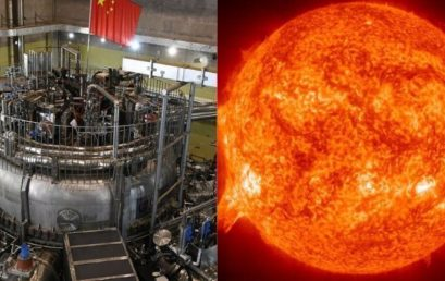 "China is building an ""artificial sun""!"