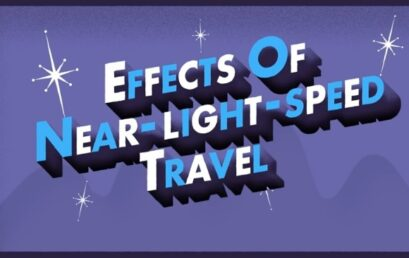 What Happens When You Travel at the Speed of Light?!